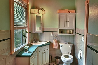 Space Saving Bathroom Remodel