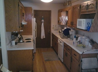 Before Kitchen remodel/addition