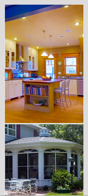 Specializing in Kitchen Remodeling and Sun Room Additions