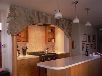 Kitchen Remodel with added island